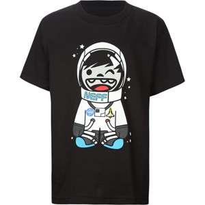NEFF Astro Kenny Boys T Shirt 185421100  graphic tees