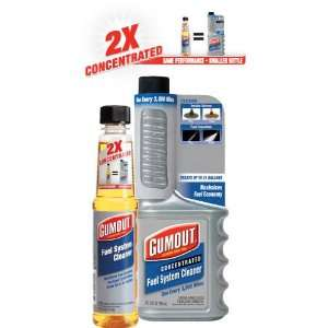 GO 2X FUEL SYSTEM CLEANER   6 OZ. Automotive