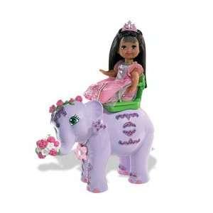 Barbie as he Island Princess African American Kelly Doll