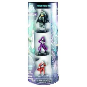com DC HeroClix Classics Batman vs Joker Booster Pack Toys & Games