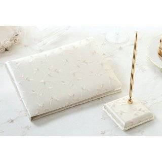 Card Box   Ivory Embroidery Wedding Money Box: Arts, Crafts & Sewing