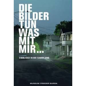 was mit mir ; Frieder Burda (9783775726726): Ammann ; Kamp Books