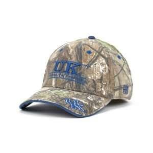 Kentucky Wildcats Camo Stretch Bar Hat