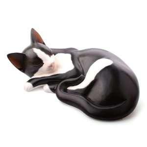 Cat~Animal Sculpture~Wood Carving Art