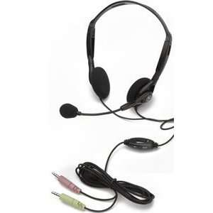 PC Microphone Stereo Headset: Computers & Accessories