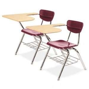 Virco Martest 21® 3700 Series Chair Desks DESK,CHAIR HRD