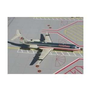 Gemini Jets American Fokker 100 Model Airplane: Toys & Games