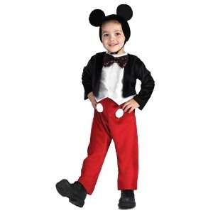 Mickey Mouse Deluxe   Disney Toddler & Child Costume Clothing