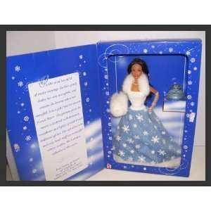 African American Snow Senation Barbie Doll Toys & Games