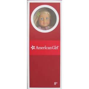 American Girl KI MINI DOLL (Ki Kiredge) w Book (2007
