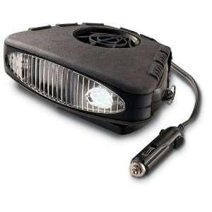 12 volt 200 watt Heater Fan with LED Lights Sports