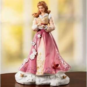 Lenox Elizabeth, The 2005 Christmas Princess Figurine