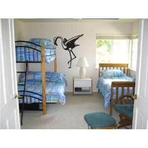FLAMINGO Wall MURAL Vinyl Decal Sticker KIDS ROOM