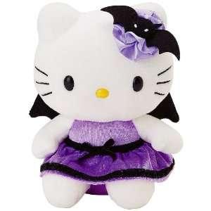 Hello Kitty   Halloween Bat 7 Plush Toys & Games