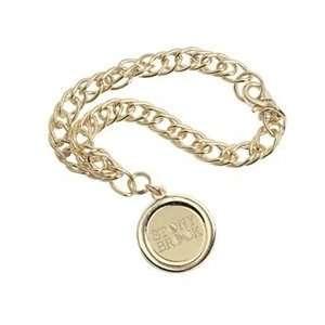 Stony Brook   Charm Bracelet   Gold