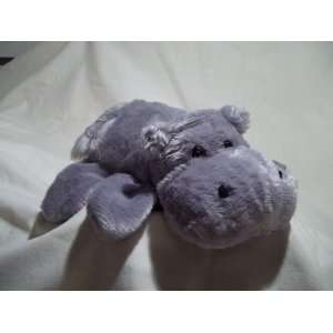 Hippo   Plush Glove Hand Puppet By Caltoy Everything Else