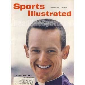1961 John Sellers Horse Race Jockey Sports Illustrated