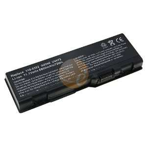 Li Ion Notebook Battery for Dell Inspiron 6000, Black Electronics