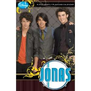JONAS TV 2010 Weekly Planner (9781600697173) Trends
