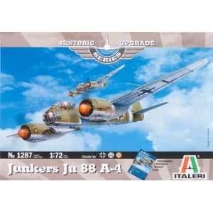 Italeri   1/72 Junker JU 88 A 4 Historic Upgrade PRM Ed