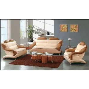 Leather Sofa 7055 Leather Sofa/ Loveseat/ Chair 7055 Leather Sofa
