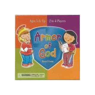 Armor of God Board game