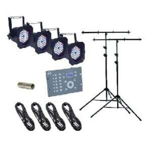 APS Brand SYSTEM LED 56 LED Lighting Systems Musical Instruments