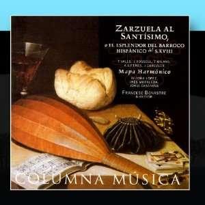 Zaruela Al Santisimo Mapa Harmonico Music