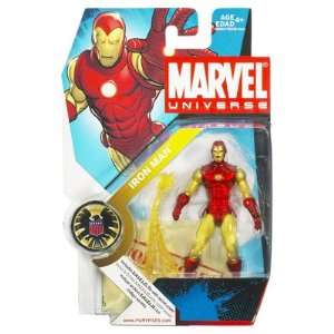 Marvel Universe 3 3/4 Series 3 Action Figure Iron Man
