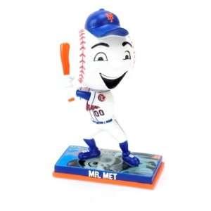 Mr. Met New York Mets Mascot MLB Photobase Bobblehead