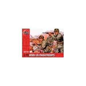 Set Of 3 176 Scale Airfix Military/ Fiction Figure Kits