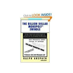 Start reading The Billion Dollar Monopoly ® Swindle on your Kindle
