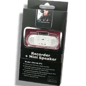 [Aftermarket Product] Brand New Portable Recorder+Speaker