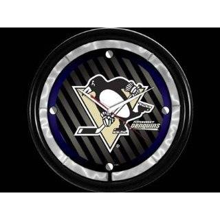 NHL   Pittsburgh Penguins Neon Light Sign (Blue)  Sports