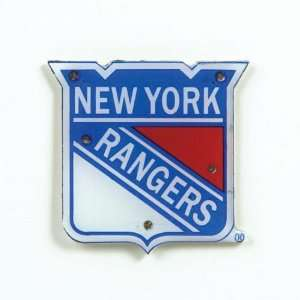 24 NHL New York Rangers Flashing Hockey Team Logo Pins