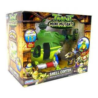 Teenage Mutant Ninja Turtles TMNT Mini Mutants Vehicle