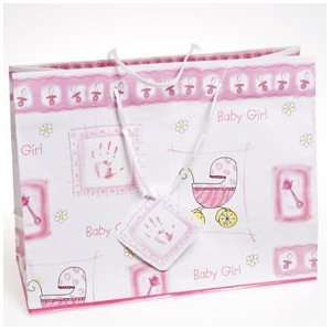Large Baby Girl Gift Bag: Toys & Games