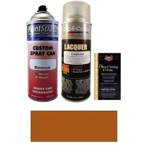 12.5 Oz. Seraph Orange Metallic Spray Can Paint Kit for 2010 Hummer H2