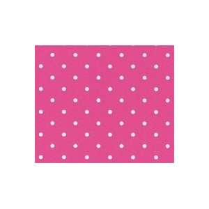 Polka Dot Hot Pink Wallpaper in Metropolis: Everything