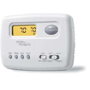 White Rodgers 1F72 151 White 70 Series Digital 5/2 Day Programmable