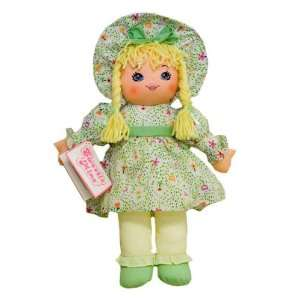 Sweet Mine Traditional Rag Doll Yellow with Flowers 20 Toys & Games