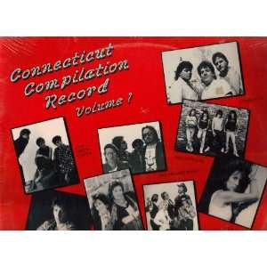 Connecticut Compilation Record Volume 1 Phil Fingerz Band