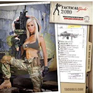 Tactical Girls 2010 Gun Calendar (9780984264100): HBL