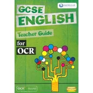 English for Ocr Teacher Guide (Oxbox CD Rom) (9780198329503) Books