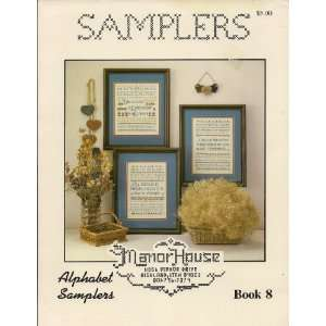 Samplers (The Manor House, Alphabet Samplers, Book 8) The