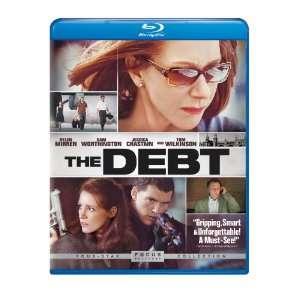 The Debt [Blu ray]: Sam Worthington, Helen Mirren, John