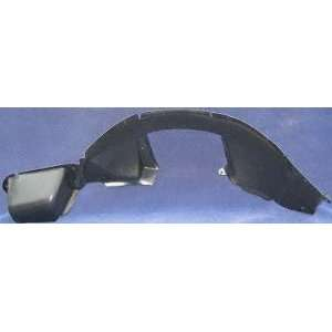 91 95 SATURN SL1 sl 1 FRONT SPLASH SHIELD LH (DRIVER SIDE