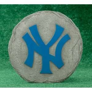 12 Inch Baseball Stepping Stone (New York Yankees)