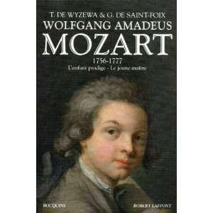 Mozart t1   1756 1777 lenfant prodige   le jeune maitre  ne  (French