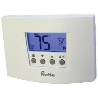 Robertshaw RS5110 Programmable Thermostat   Heat and Cool